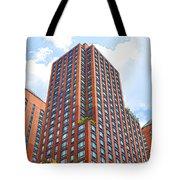 Building Closeup In Manhattan 6 Tote Bag