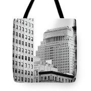Building Eyes II Tote Bag