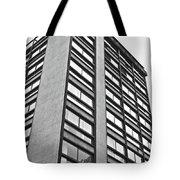 Building In Mexico Tote Bag