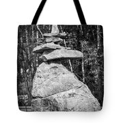 Building Rocks Tote Bag