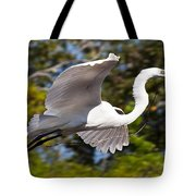 Building The Nest Tote Bag