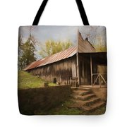 Built In The Berm Tote Bag