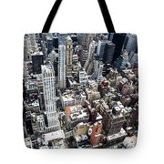 Built Up Area Tote Bag