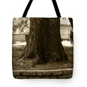 Bulgarian Afternoon Stroll Tote Bag