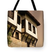 Bulgarian House Tote Bag