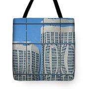 Bulging Tote Bag