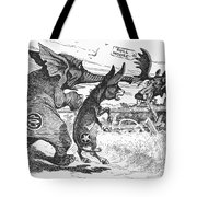 Bull Moose Campaign, 1912 Tote Bag by Granger