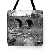 Bull Run Bridge Tote Bag