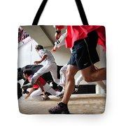 Bull Run Tote Bag