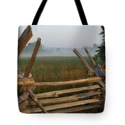 Bull Run Virginia Tote Bag