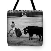 Bullfighting 22b Tote Bag