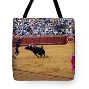 Bullfighting 35 Tote Bag