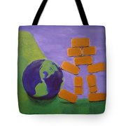 Bullion Supports The World Tote Bag