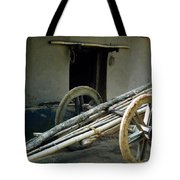 Bullock Cart Tote Bag