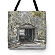 Bulls Bridge Tote Bag