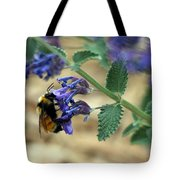 Bumble Bee Delight Tote Bag