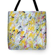 Bumble Bees Against The Windshield - V1vc100 Tote Bag