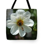 Bumblebee And Bee Tote Bag