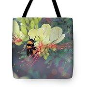 Bumblebee Before Dawn 2 Tote Bag