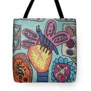 Bumblefly Tote Bag
