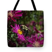 Bumbles In The Fall Tote Bag
