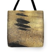 Bumps In The Road Tote Bag