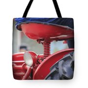Bumpy Ride Tote Bag