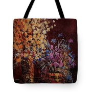 Bunch Of Dried Flowers  Tote Bag
