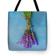 Bunch Of Lavender Tote Bag