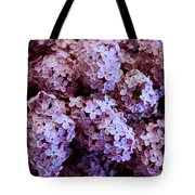 Bunch Of Lilacs Tote Bag