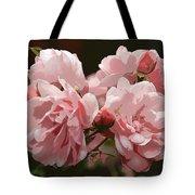 Bunch Of Roses Tote Bag
