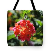 Bunch Of Tiny Flowers Tote Bag