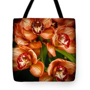 Bunches Of Flowers I Tote Bag