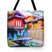 Bungalow Tote Bag