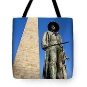 Bunker Hill Memorial Tote Bag