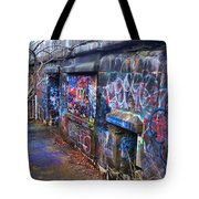 Bunkers Of Ft Wetherill Tote Bag