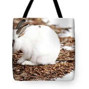 Bunnies Three Tote Bag