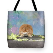 Bunny Butts Are Beautiful  Tote Bag