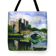 Bunratty Castle Tote Bag