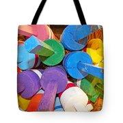 Buoy Kaleidoscope Tote Bag