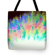 Burst Of Color Tote Bag
