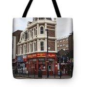 Bureau Of Change Tote Bag