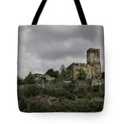 Burg Gutenfels 03 Tote Bag