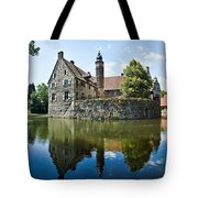 Burg Vischering Tote Bag