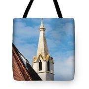 Burgerspitalkirche Tote Bag