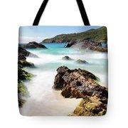 Burgess Beach Tote Bag