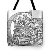 Burgkmair - Maximilian Tote Bag
