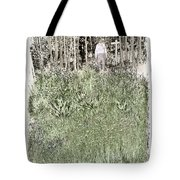 Burial Ground Tote Bag