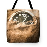 Buried In The Sands Of Time Tote Bag