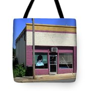 Burlington North Carolina - Small Town Business Tote Bag